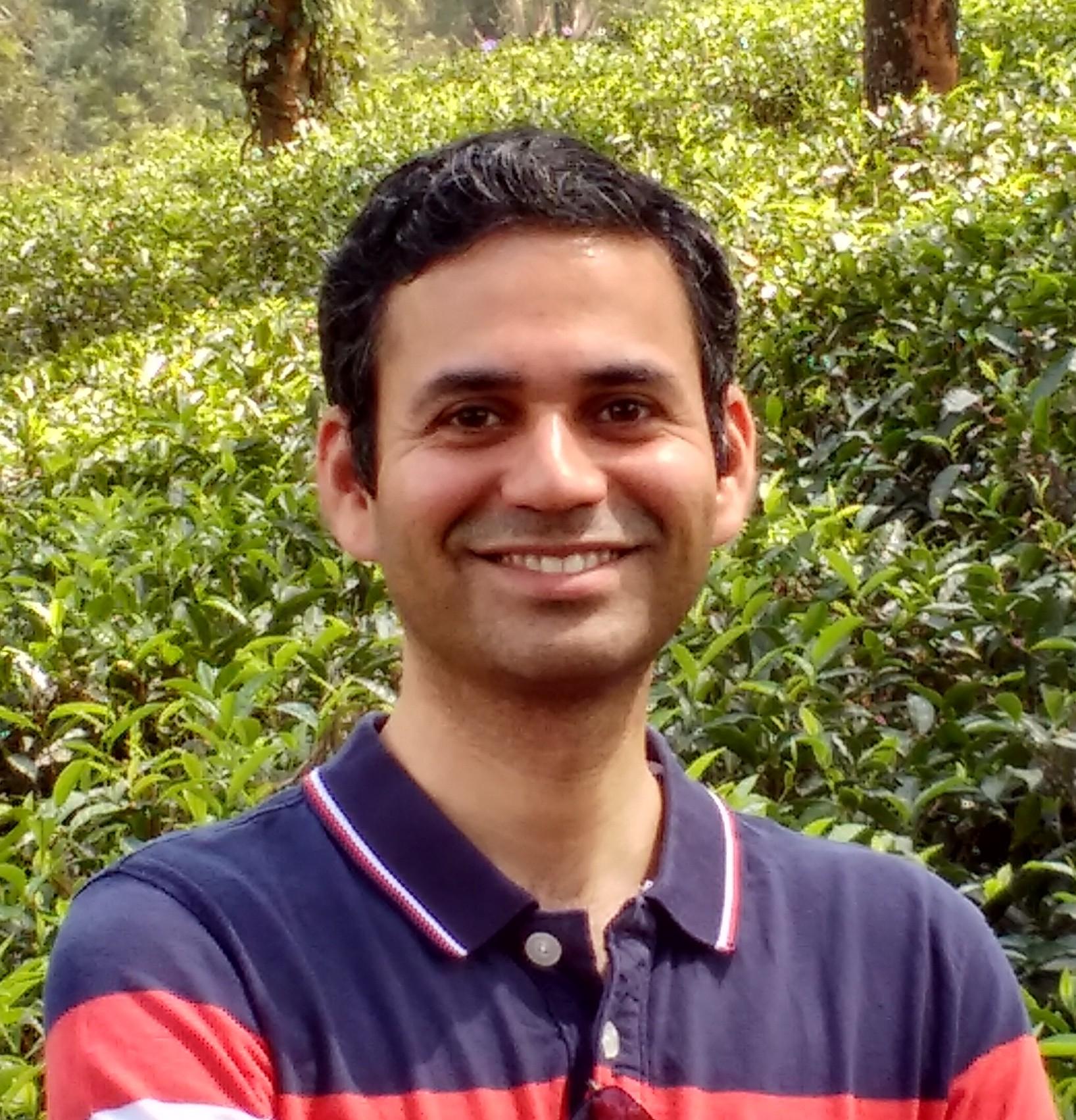 Dr. Kameswararao Anupindi