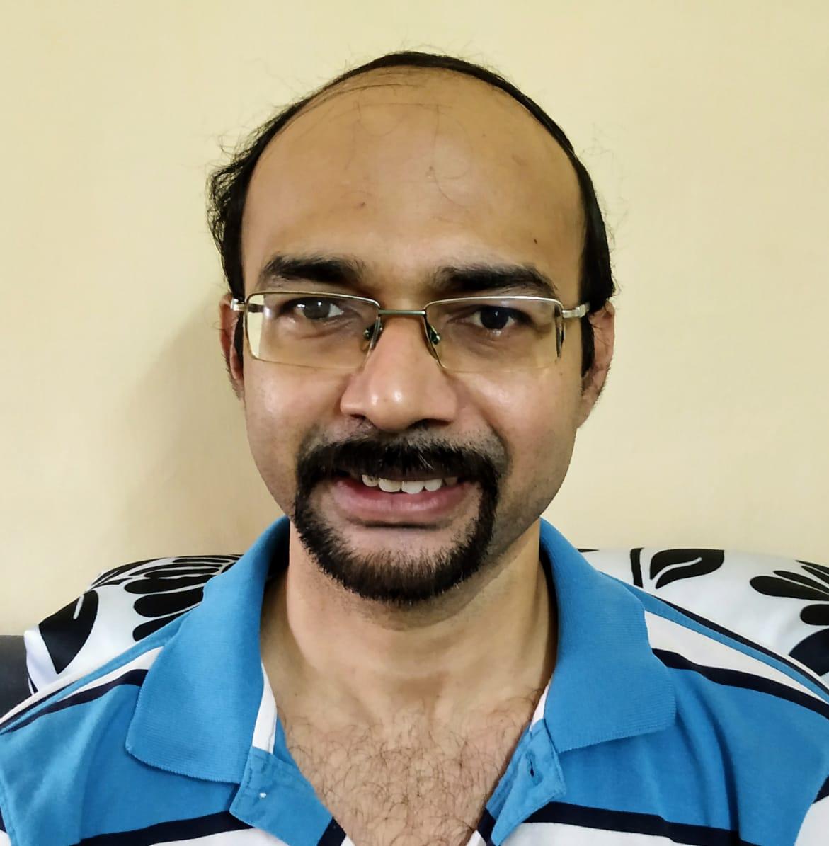 Dr. Sarang Sharad Sane