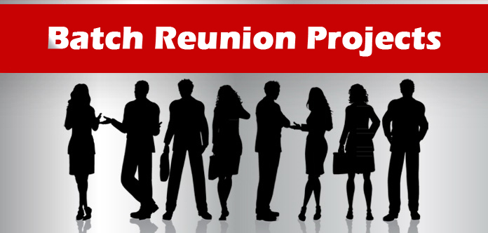 Batch Reunion Project