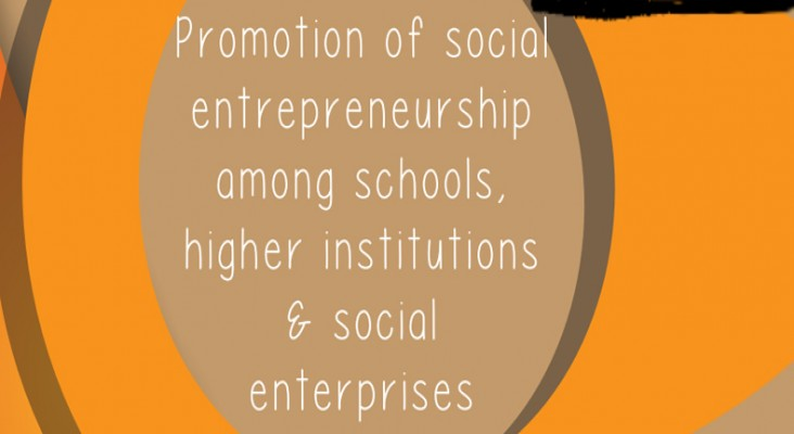Promotion of social entrepreneurship among schools, higher institutions and social enterprises