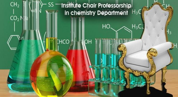 Prof. V. Mahadevan Institute Chair in Chemistry Department at IIT Madras