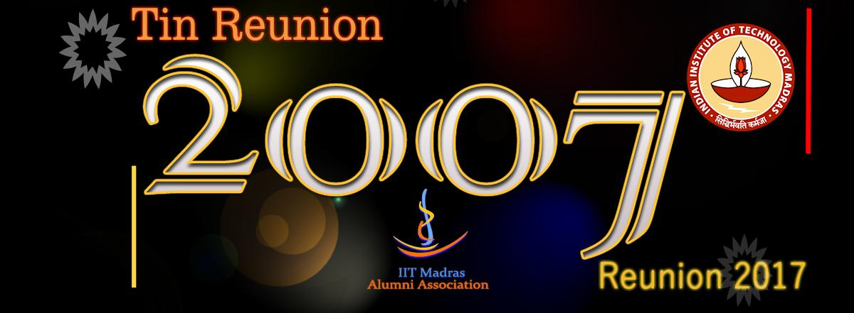 2007 Batch Reunion Fund