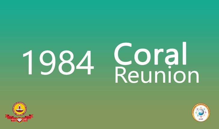 1984 Batch Coral Reunion