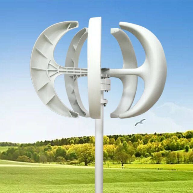Design and Development of  Vertical Axis Wind Turbine for Rural applications