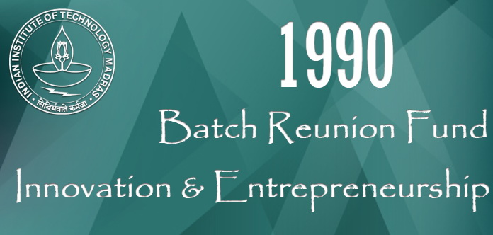 1990 Batch Reunion - Innovation and Entrepreneurship Endowment Fund